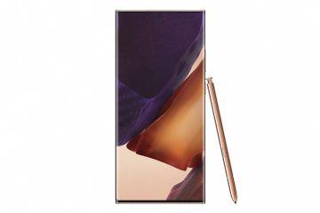 Samsung Galaxy Note20 Bronze