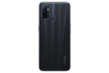 Oppo A53 (64GB+4GB)-Black