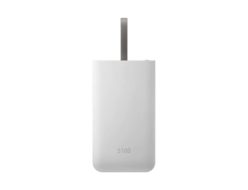 Battery Pack Type-C (Fast Charge, 5,100mAh) Gray