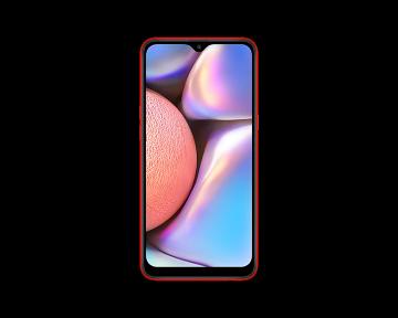 Samsung Galaxy A10s FC-Red