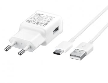 Travel Charging Adapter USB Type-C-White