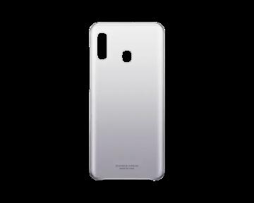 Galaxy A20 Gradation Cover Black