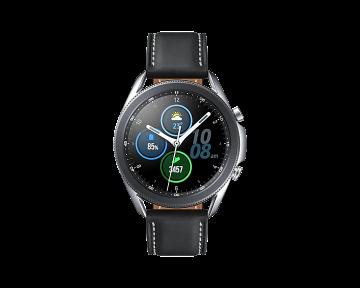 Galaxy Watch3 Bluetooth (45mm)-MYSTIC SILVER