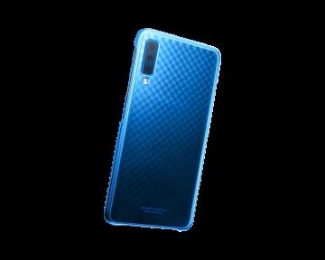 A7 (2018) Gradation Cover-Blue