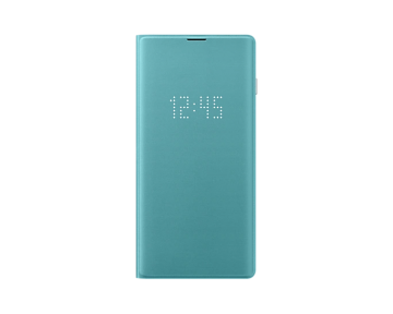 Samsung Galaxy S10 LED View Cover-Green