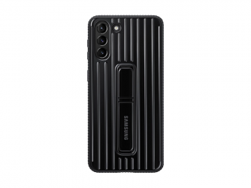 S21+ Protective Standing Cover-Black