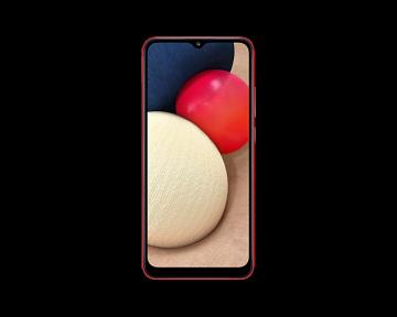 Samsung Galaxy A02s (64GB + 4GB)-Red