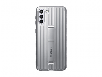 S21+ Protective Standing Cover-Light Gray