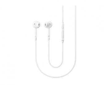 Fit-In Earphones White