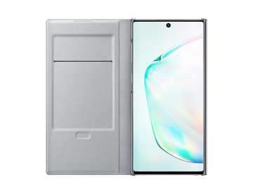 Galaxy Note10 LED View Cover Silver