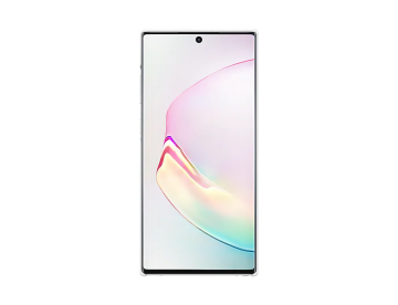 Galaxy Note10+ LED Cover White