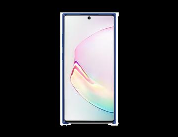 Galaxy Note10+ Silicone Cover Blue