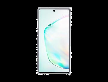 Galaxy Note10+ Silicone Cover Silver