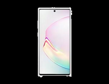 Galaxy Note10+ Silicone Cover White