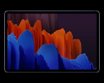 Galaxy Tab S7+ Wi-Fi-Blue