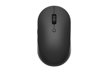 Xiaomi Mi Dual Mode Wireless Mouse Silent Edition-Black