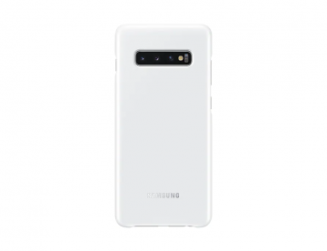 Galaxy S10+ LED Cover White