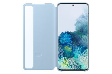 S20+ Clear View Cover