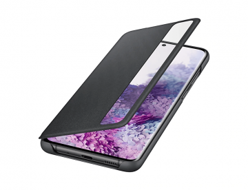 S20+ Smart Clear View Cover