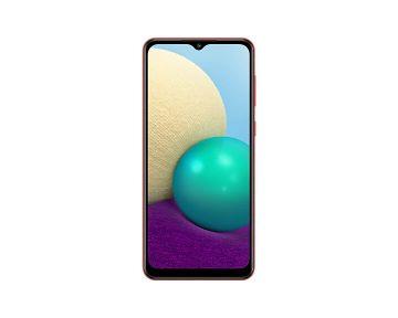 Samsung Galaxy A02-Red