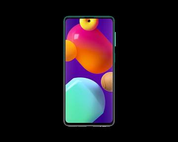 Samsung Galaxy M62-Green