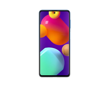 Samsung Galaxy M62-Blue