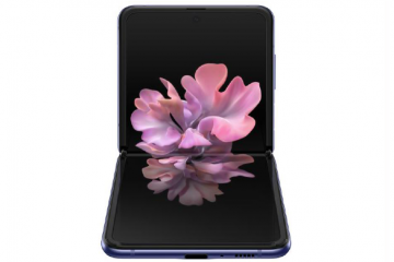 Samsung Galaxy Z Flip-Violet