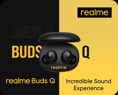 realme buds Q